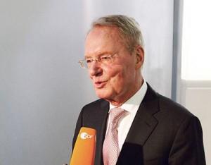 AfD-Sprecher Hans-Olaf Henkel