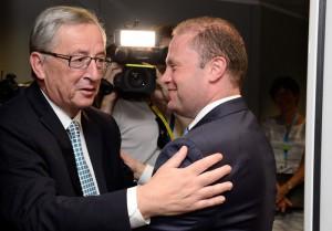 Kommissionspräsident der Europäischen Union Jean-Claude Juncker
