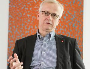 Hans-Jürgen Urban, Vorstandsmitglied der IG Metall