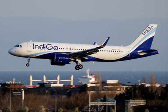 Indigo Airline Airbus A320